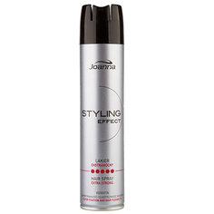 Лак для волос `JOANNA` STYLING EFFECT экстрасильной фиксации с кератином 250 мл