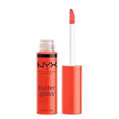 Блеск для губ `NYX PROFESSIONAL MAKEUP` BUTTER GLOSS тон 06 Peach cobbler