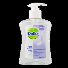 Мыло жидкое `DETTOL` антибактериальное для чувствительной кожи с глицерином 250 мл