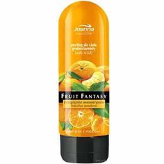 Пилинг для тела `JOANNA` FRUIT FANTASY мандарин 200 мл