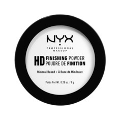 Пудра компактная для лица `NYX PROFESSIONAL MAKEUP` HIGH DEFINITION FINISHING POWDER тон 01 Translucent