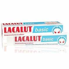 Паста зубная `LACALUT` Basic 75 мл