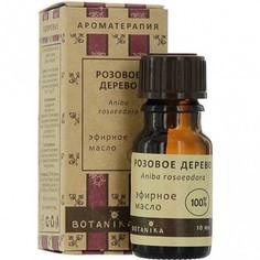 Эфирное масло `BOTANIKA` Розовое дерево 100% 10 мл Botanika.