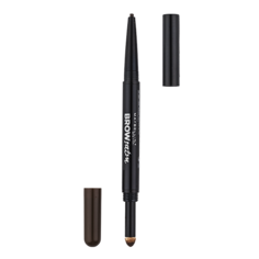 Тени-карандаш для бровей `MAYBELLINE` BROW SATIN тон 02 medium brown