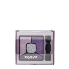 Набор теней для век `BOURJOIS` SMOKY STORIES тон 07 In mauve again