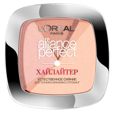 Хайлайтер для лица `LOREAL` ALLIANCE PERFECT тон 202N (розовый) LOreal
