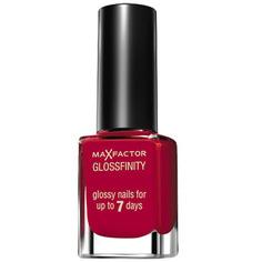 Лак для ногтей `MAX FACTOR` GLOSSFINITY тон 110 (red passion)