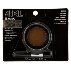 Пудра для бровей `ARDELL` светло-коричневая