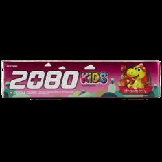Паста зубная `2080` KIDS Клубничная 80 гр