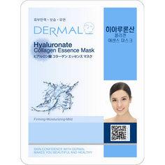 Маска для лица `DERMAL` с гиалуроновой кислотой и коллагеном