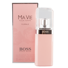 Парфюмерная вода `HUGO BOSS` MA VIE FLORALE (жен.) 30 мл