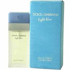 Туалетная вода `DOLCE & GABBANA` LIGHT BLUE жен. 100 мл