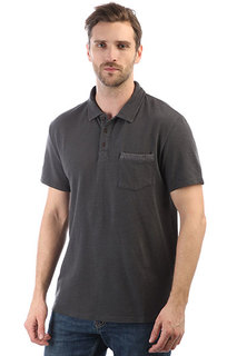 Поло Rip Curl Amped Polo Pirate Black
