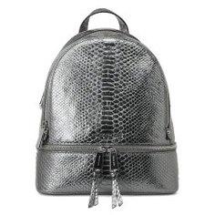 Рюкзак MICHAEL KORS 30F7SEZB2K серый