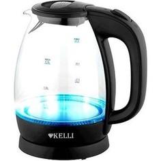 Чайник электрический Kelli KL-1332 черный