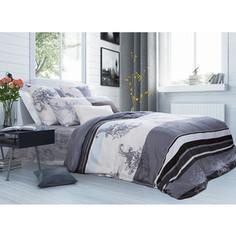 Комплект постельного белья TIFFANYS secret Евро, сатин, Туманный рассвет n70