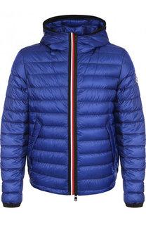 Пуховая куртка Morvan на молнии с капюшоном Moncler