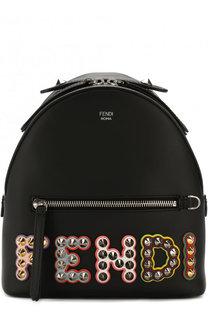 Рюкзак с декоративной отделкой Fendi