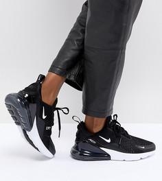 Чернык кроссовки Nike Air Max 270 - Черный