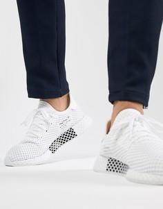 Белые кроссовки adidas Originals Deerupt Runner CQ2625 - Белый
