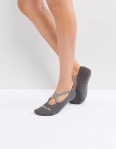 Невидимые носки Calvin Klein - Серый