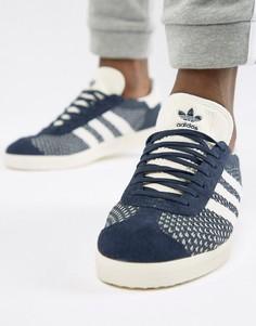Кроссовки adidas Originals Gazelle - Синий