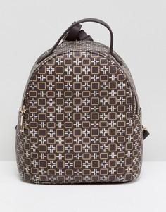 Рюкзак с монограммой ASOS - Рыжий