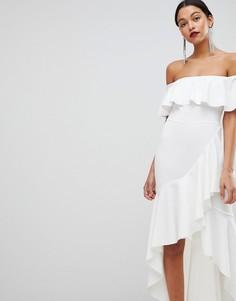 Платье Club L - Белый