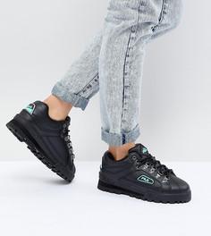 Черные кроссовки Fila Trail Blazer - Черный