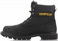Ботинки утепленные мужские Caterpillar Colorado Fur, размер 46.5