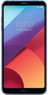 Смартфон LG G6 H870DS, синий глянцевый