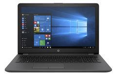 "Ноутбук HP 250 G6, 15.6"", Intel Celeron N3350 1.1ГГц, 4Гб, 500Гб, Intel HD Graphics 500, DVD-RW, Free DOS 2.0, 3QL41ES, темно-серебристый"