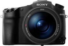Цифровой фотоаппарат SONY Cyber-shot DSC-RX10M3, черный