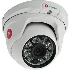 Видеокамера IP ACTIVECAM AC-D8101IR2, 2.8 мм, белый