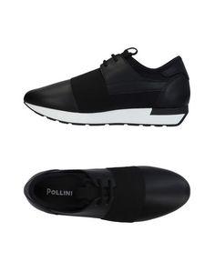 Женские низкие кеды и кроссовки Pollini