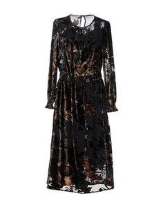 Платье длиной 3/4 Biancoghiaccio