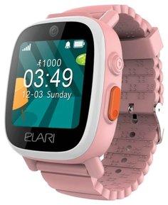 Детские умные часы Elari FixiTime 3 (розовый)