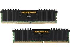 Модуль памяти Corsair Vengeance LPX DDR4 DIMM 3000MHz PC4-24000 CL15 - 16Gb KIT (2x8Gb) CMK16GX4M2L3000C15