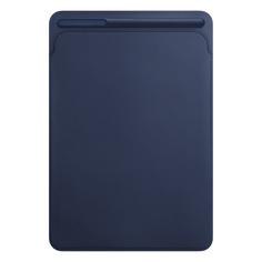 Аксессуар Чехол APPLE iPad Pro 10.5 Leather Sleeve Midnight Blue MPU22ZM/A