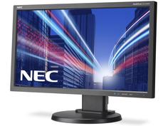 Монитор NEC E233WM-BK Black