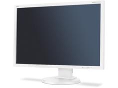 Монитор NEC E245WMi Silver-White