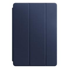 Аксессуар Чехол APPLE iPad Pro 10.5 Leather Smart Cover Midnight Blue MPUA2ZM/A