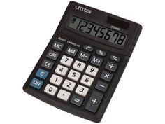 Калькулятор Citizen Business Line CMB801-BK Black - двойное питание