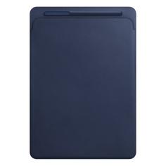 Аксессуар Чехол APPLE iPad Pro 12.9 Leather Sleeve Midnight Blue MQ0T2ZM/A