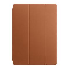 Аксессуар Чехол APPLE iPad Pro 12.9 Leather Smart Cover Saddle Brown MPV12ZM/A