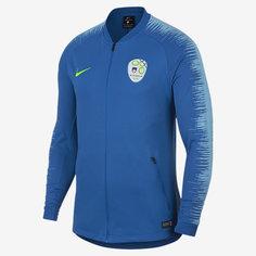 Мужская футбольная куртка Slovenia Anthem Nike