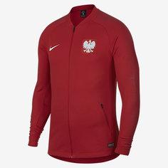 Мужская футбольная куртка Poland Anthem Nike