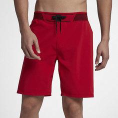 Мужские бордшорты Hurley Phantom Hyperweave 45,5 см Nike
