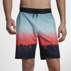 Мужские бордшорты Hurley Phantom Hyperweave Estuary 45,5 см Nike