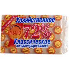 Мыло хозяйственное `АИСТ` классическое 72% 150 гр